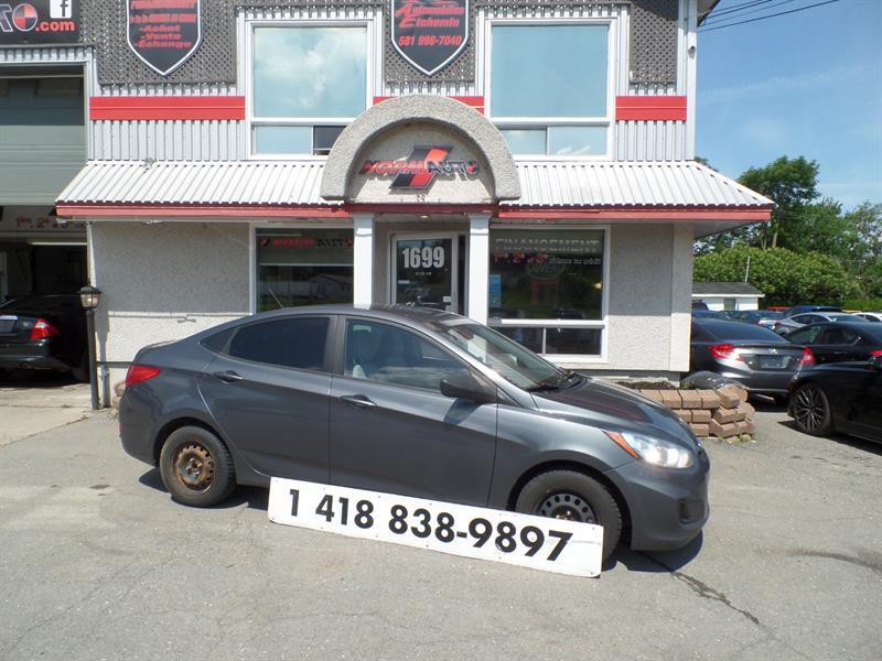 Hyundai Accent 2012 4dr Sdn #120247