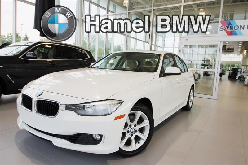 2013 BMW 3 Series 4dr Sdn 328i xDrive #u19-114a