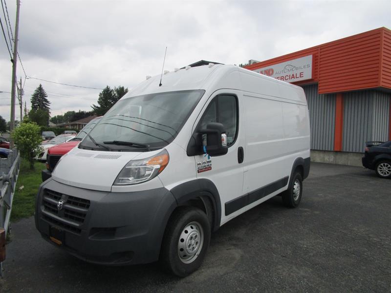 Ram ProMaster Cargo Van 2014 2500 High Roof 136 WB #2540