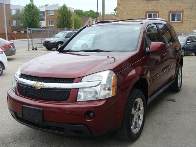 2007 Chevrolet Equinox L T  #1763