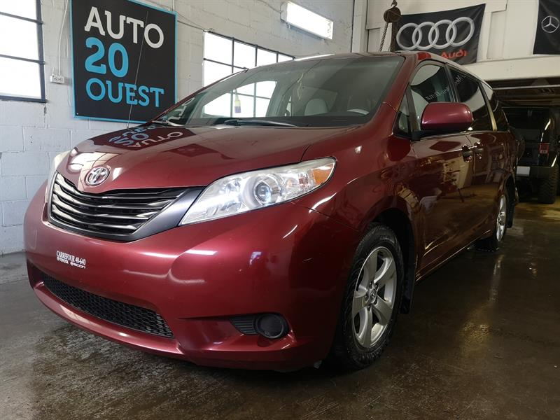Toyota Sienna 2012 5dr V6 CE 7-Pass FWD #A-19086