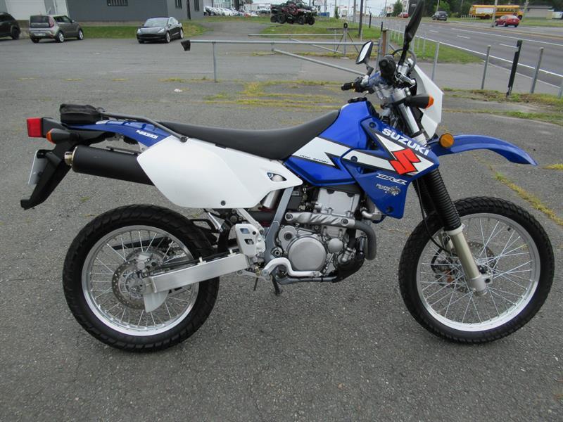 Suzuki DR-Z400S 2003