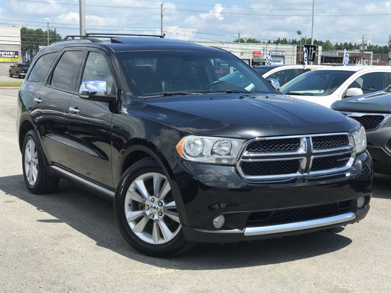 Dodge Durango 2011 Crew Plus #BC697043