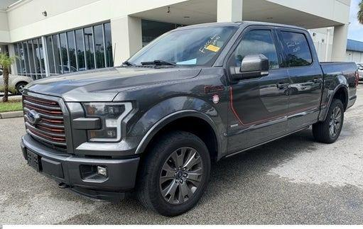 2016 Ford F150 LARIAT SPORT EDITION SPECIAL #A7200
