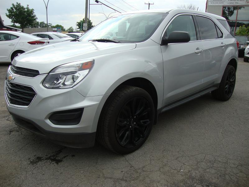 2017 Chevrolet Equinox AWD CAMERA-BLUETOOTH-20MAGS #S017