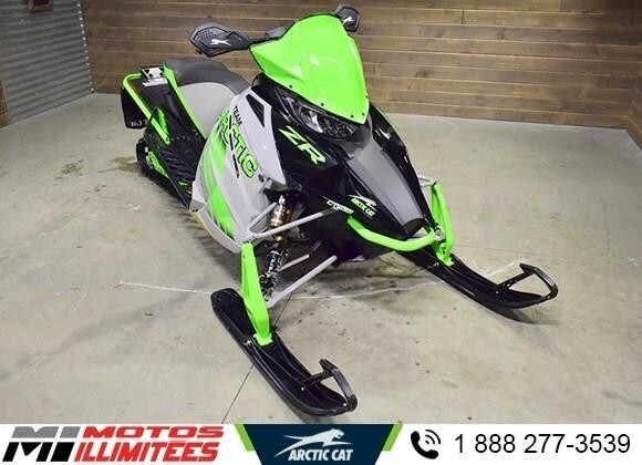 Arctic Cat ZR 8000 RR ES (137) 2018