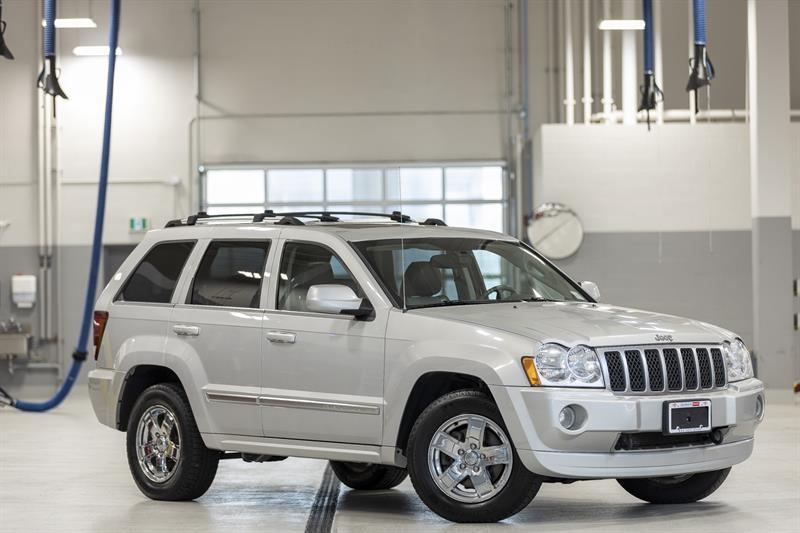 2007 Jeep Grand Cherokee Overlander #P6672TA