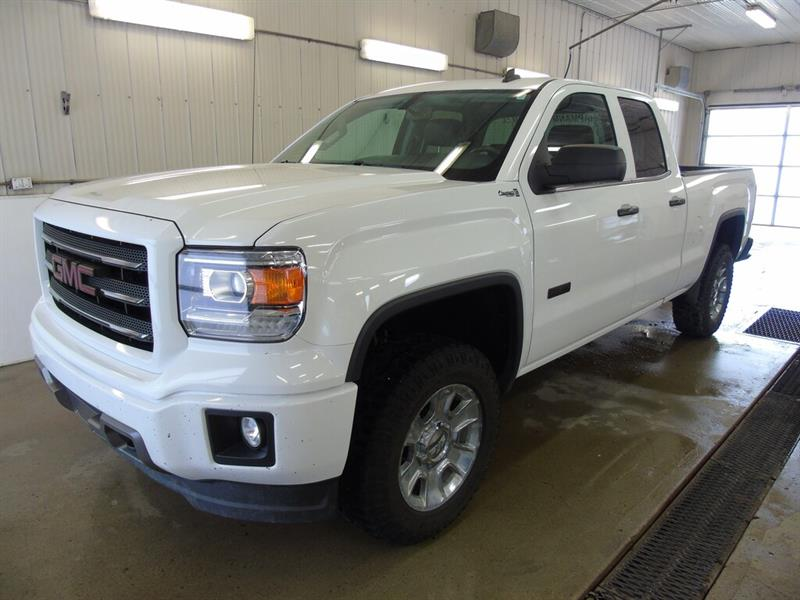 2014 GMC Sierra 1500 SLE, Power Adjust Pedals, 6 Assist Steps #19-070A