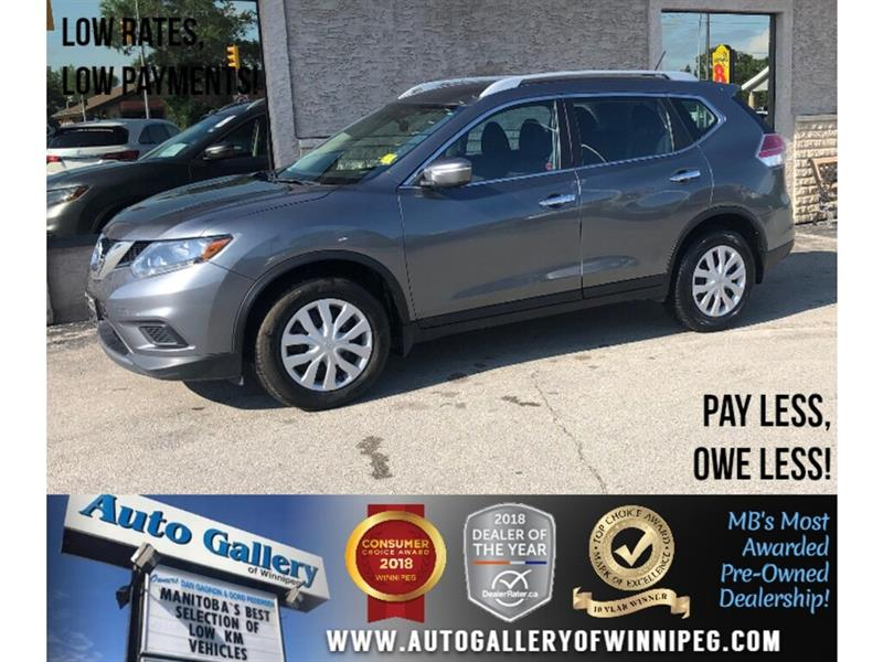 2014 Nissan Rogue S *Backup Cam/Bluetooth #23929