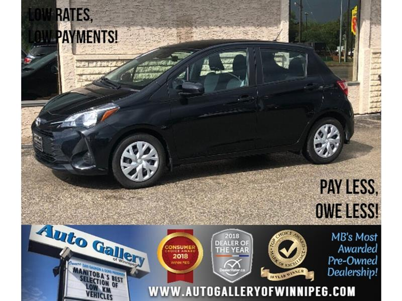 2018 Toyota Yaris LE *B.tooth/Htd Sts/B.Cam #23980