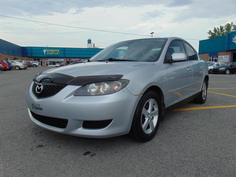 Mazda 3 2005 Berline 4 portes GS boîte automatique