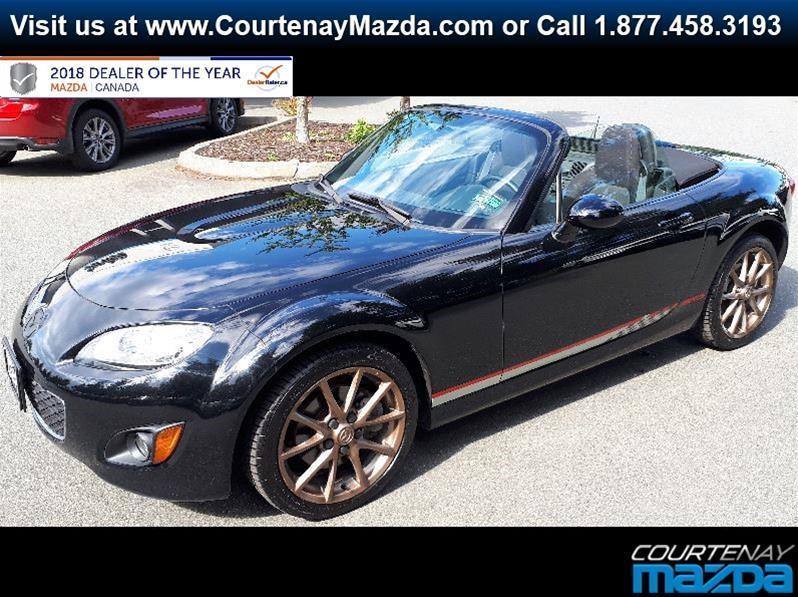 2009 Mazda MX-5 Gs 6sp #P4916