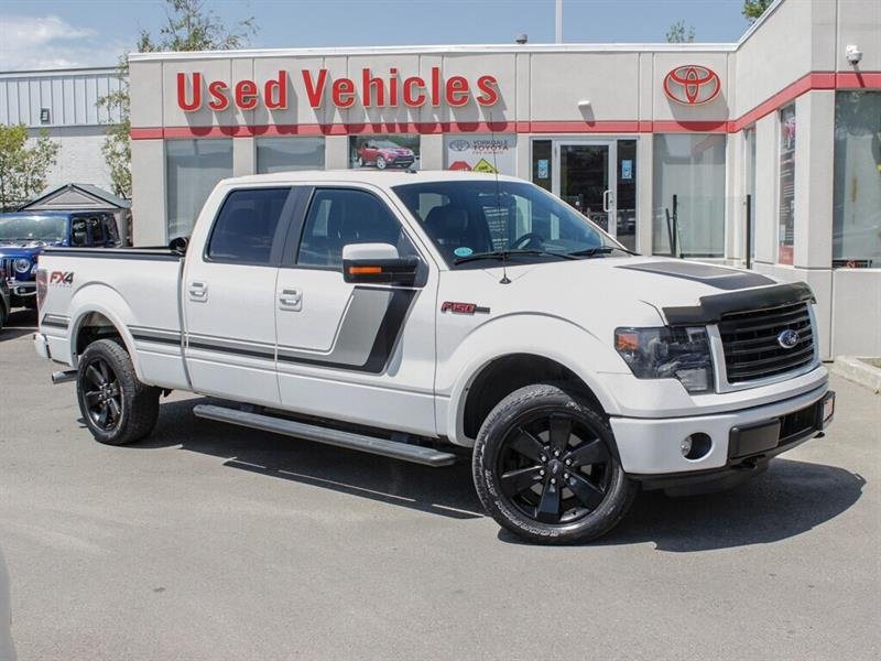 2014 Ford F-150 FX4 #9853549A