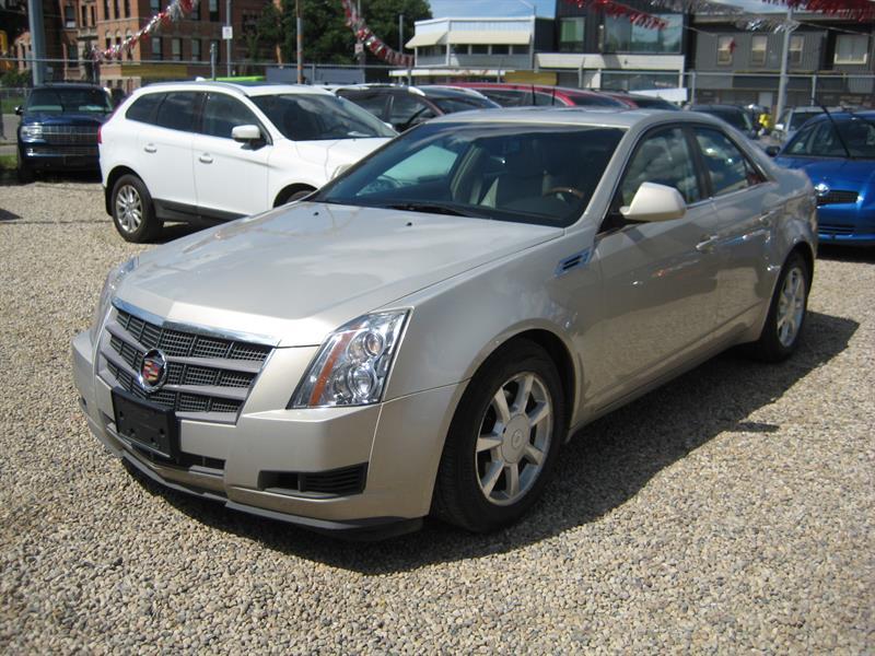 2008 Cadillac CTS 4dr Sdn AWD #168176