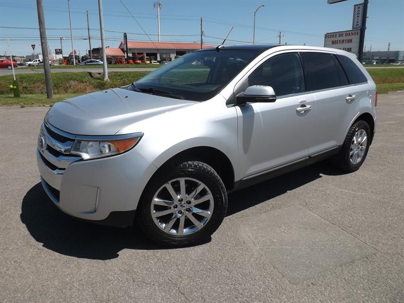 2013 Ford EDGE Limited AWD Cam, Toit Pano #807833
