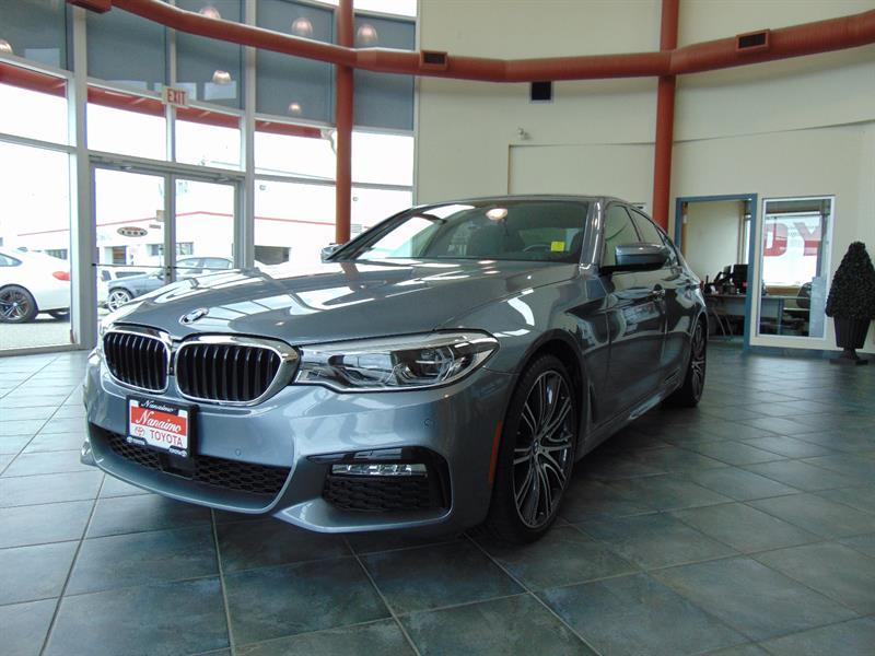 2018 BMW 5 Series 540i xDrive #21360A