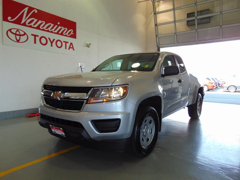 2016 Chevrolet Colorado 2WD Ext Cab 128.3 #21330AXO