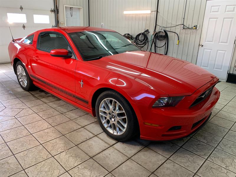 2014 Ford Mustang 2dr Cpe V6 #14-1001