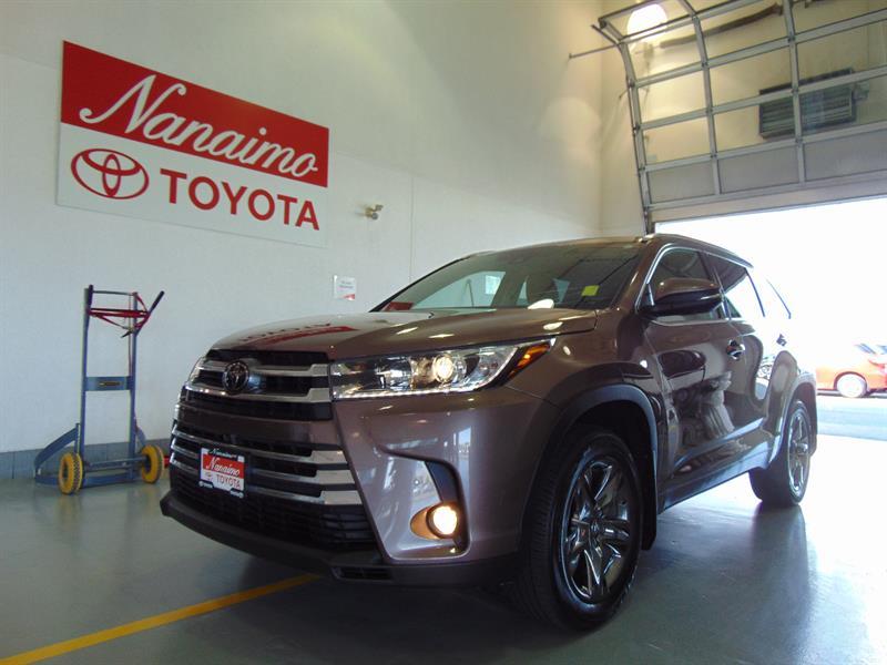2017 Toyota Highlander AWD Limited #21190AXH