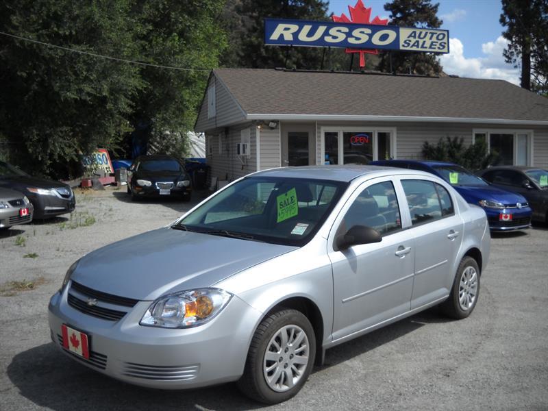 2010 Chevrolet Cobalt LS 4DR, ONLY 95 KMS #N0061