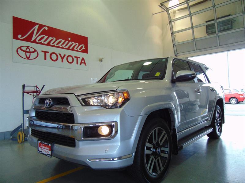 2016 Toyota 4Runner 4WD V6 Limited 7-Passenger #21164AX