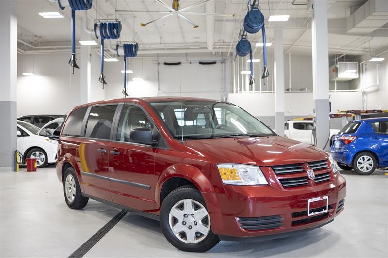 2008 Dodge Grand Caravan SE #P6902TA