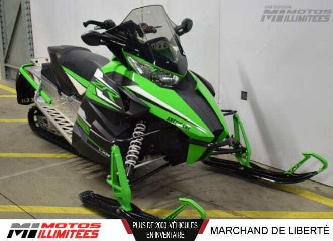 Arctic Cat ZR 5000 LXR 2015