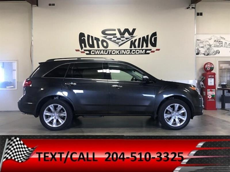 2013 Acura MDX Elite Package / Clean Local Carfax #20042439