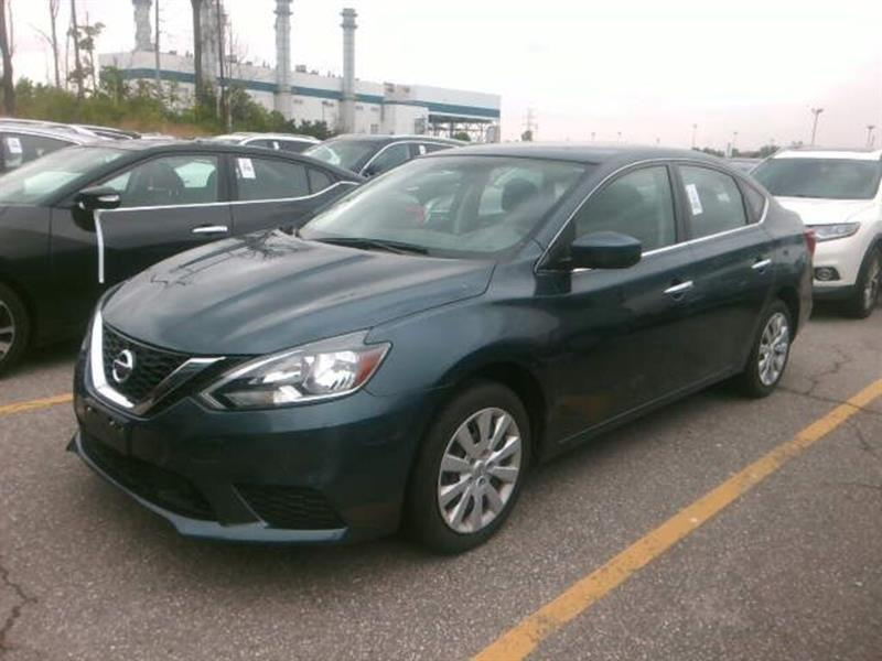 2018 Nissan Sentra S *B.tooth/Htd Seats #24017