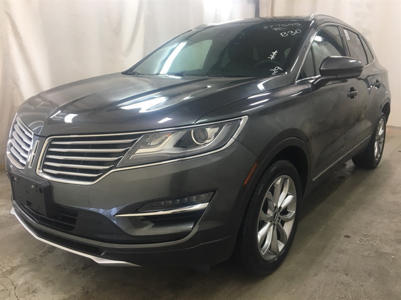 2017 Lincoln MKC Select *AWD/Htd Lthr/Pano/Navi/B.tooth/Back.Cam #24021