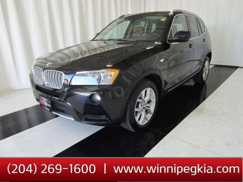 2014 BMW X3 xDrive28i 4dr AWD Sports Activity Vehicle #17HC00455A