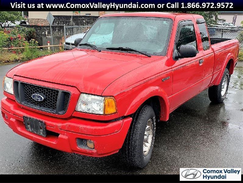 2004 Ford Ranger Edge 4x2 Super Cab Plus #19KN6682F