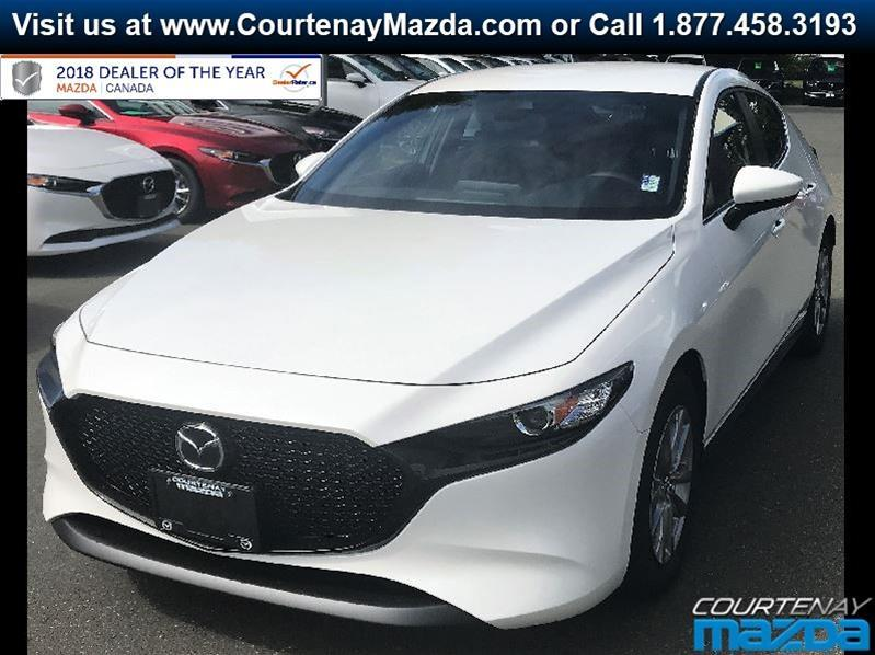 2019 Mazda 3 Sport GS at #19MZ33125-NEW