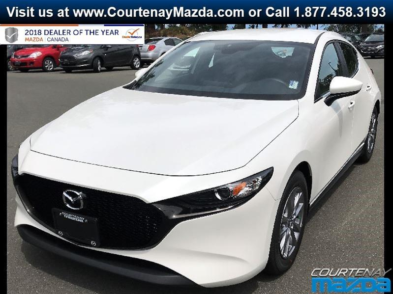 2019 Mazda 3 Sport GX at #19MZ32642-NEW