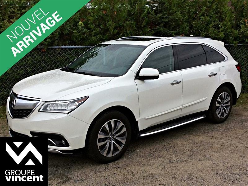 Acura MDX 2014 Navigation Pkg AWD **GARANTIE 10 ANS** #K1908H
