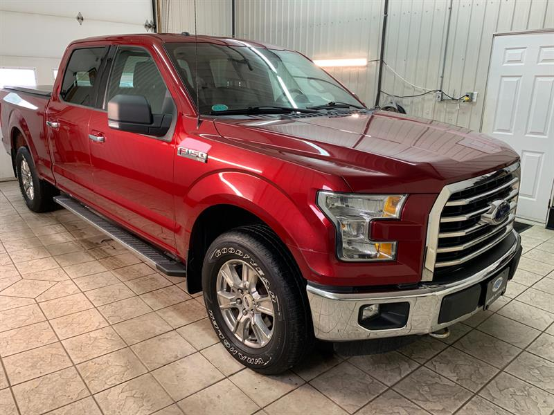 2015 Ford F-150 4WD SuperCrew 157 #15-69