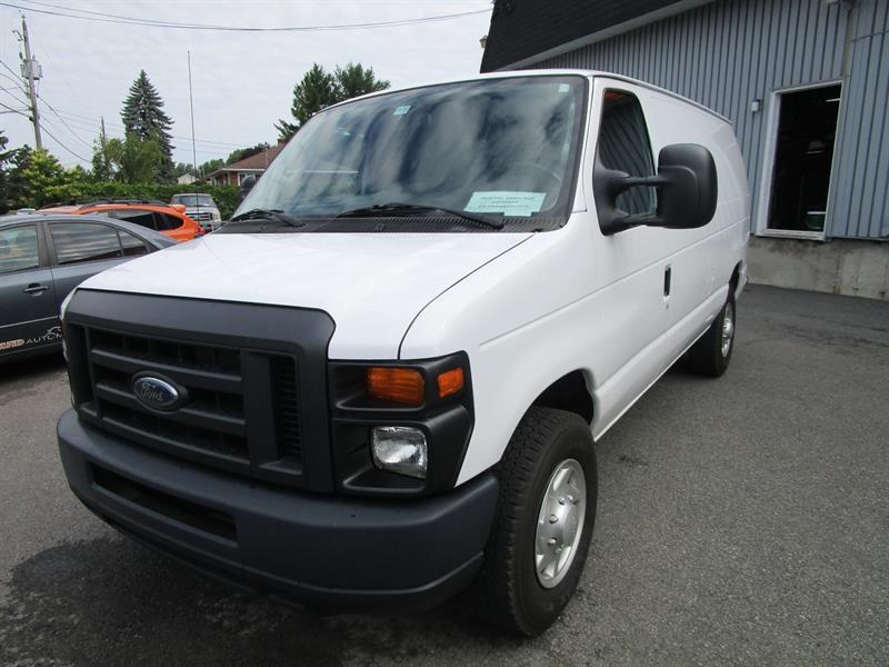 Ford Econoline Cargo Van 2013 E-250 #2557
