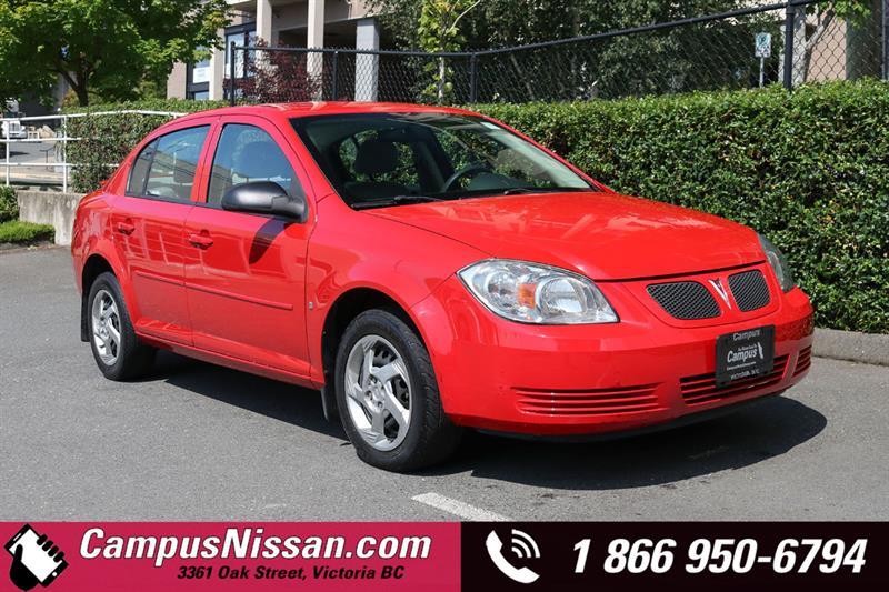 2007 Pontiac G5 | Base | FWD | Sedan #JN3302A