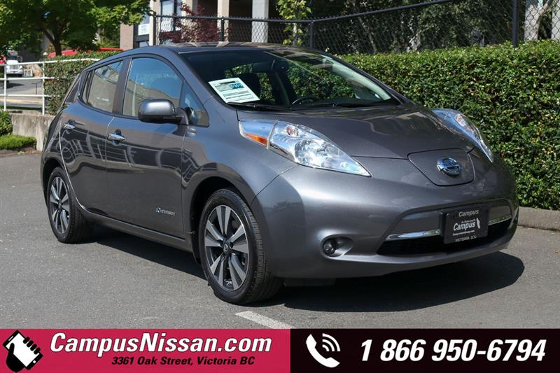 2016 Nissan Leaf | SV | w/ Quick-Charge & 30 kWh Battery #JN3303