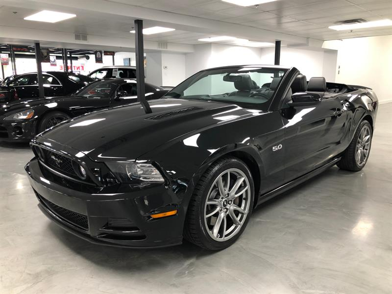 Ford Mustang 2014 CONVERTIBLE GT AUTO NAVI #A312031