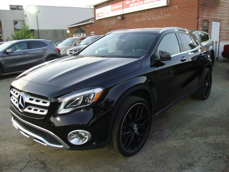 Mercedes-Benz GLA 2018 GLA 250 4MATIC AMG NAV-TECH-PANO-21MAGS #M000007
