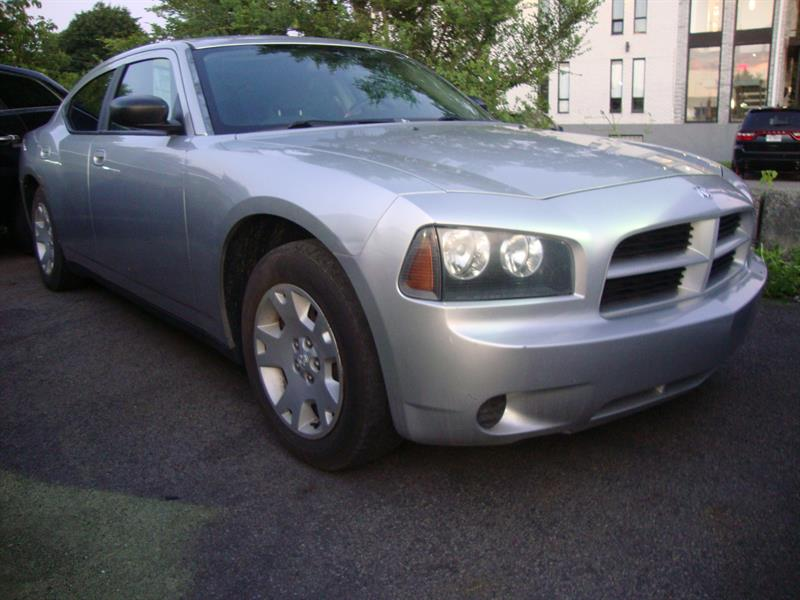 Dodge Charger 2007 4dr Sdn RWD #S066