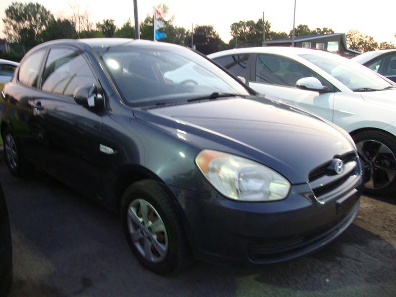 2009 Hyundai Accent 3dr HB #M00063