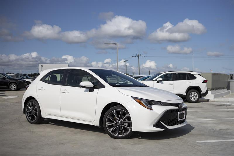 2019 Toyota Corolla Hatchback SE Upgrade Package #P6933T