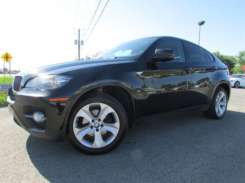 BMW X6 2012 AWD 35i CUIR TOIT OUVRANT MAGS!! #4633