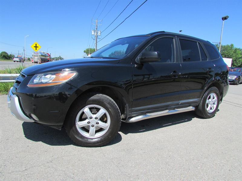Hyundai Santa Fe 2009 3.3L GLS A/C CRUISE TOIT OUVRANT!!! #4623