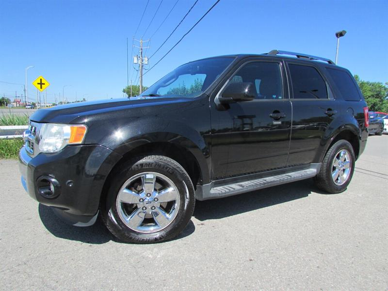 Ford Escape 2011 4WD V6 Limited NAVIGATION TOIT OUVRANT!!! #4629