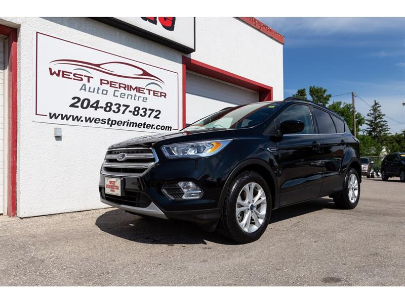 2018 Ford Escape SEL #5555