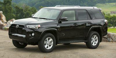 2019 Toyota 4Runner 5 SPD AUTO #21412