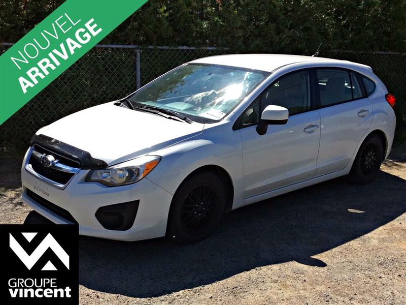 Subaru Impreza 2014 2.0i w/Touring Pkg AWD **GARANTIE 10 ANS** #K9399AH